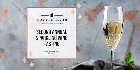Bottle Barn 2nd Annual Sparkling Wine Tasting tickets