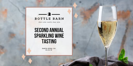 Bottle Barn 2nd Annual Sparkling Wine Tasting