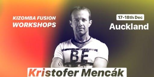 Kizomba Fusion Workshops with Kristofer Mencak