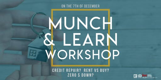 Munch & Learn: Homebuying Simplified