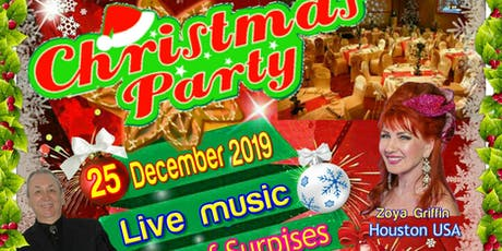 Christmas Party in Vancouver BC tickets