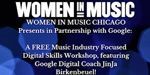 WIM Chicago Presents: A Digital Skills Workshop with Google!