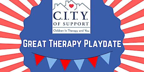 Great Therapy Playdate-January 19, 2020 tickets