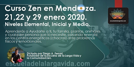 Curso Zen en Mendoza:  entradas