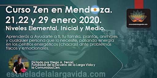 Curso Zen en Mendoza:
