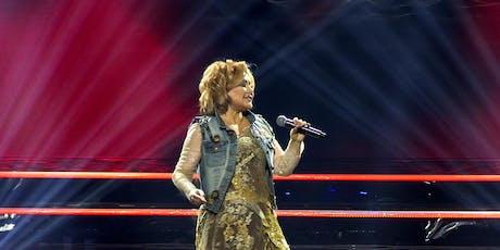 """Oksana Bilozir  """" Born by Ukraine""""  Live show tickets"""