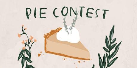 Santa Barbara Pie Contest - December 15th tickets