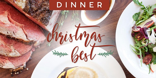 Christmas Eve Dinner at Oak Grill