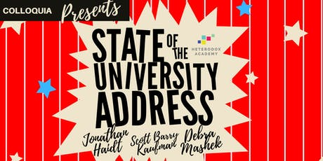 State of the University Address tickets