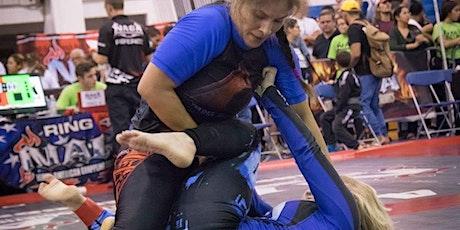 Free Ladies Only Brazilian Jiu Jitsu Classes tickets