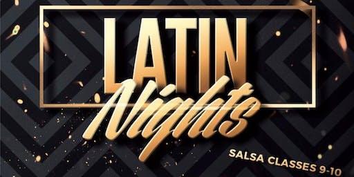 Latin Nights at NYLO Dallas Plano