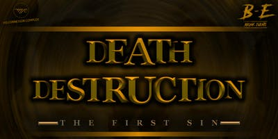 Death Destruction - The First Sin