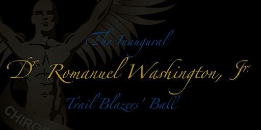 Inaugural Dr. Romanuel Washington, Jr. Trail Blazers' Ball