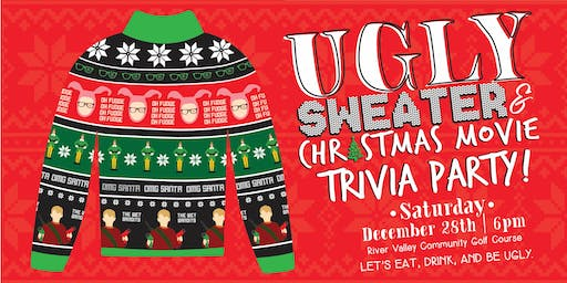Ugly Sweater Trivia Party