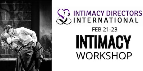 Intimacy for the Stage: 3-Day Intensive tickets