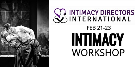 Intimacy for the Stage: 3-Day Intensive