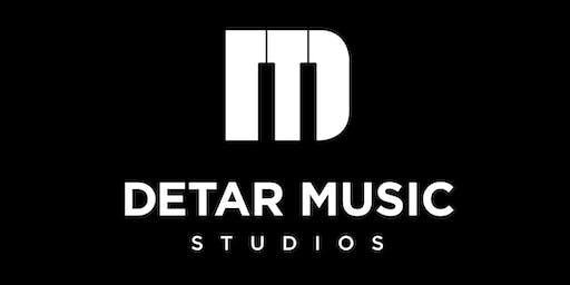 Detar Music Studios Winter Recital