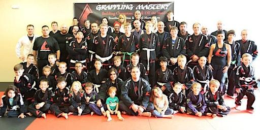 Free Brazilian Jiu Jitsu (BJJ) Class