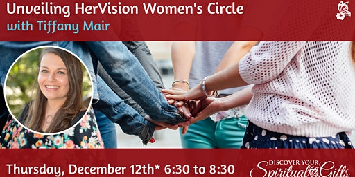 Unveiling HerVision Women's Circle