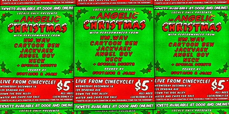 "Locals Only presents ""An Angelic Christmas"" with Almost Angelic tickets"