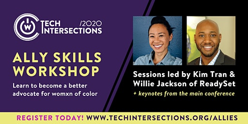 2020 Tech Intersections Ally Skills Workshop