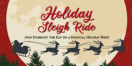 Holiday Sleigh Ride tickets