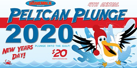 4th Annual Pelican Plunge tickets