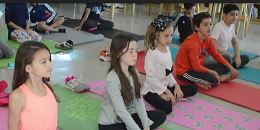 Guided Meditation Weekly Workshop for Kids 8-12 Years of Age