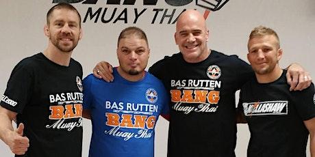 Free Muay Thai Kickboxing Class tickets