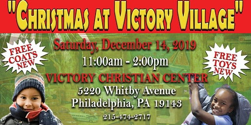 Christmas at Victory Village