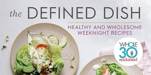 Author Event | Alex Snodgrass of The Defined Dish in Conversation with Teri Turner