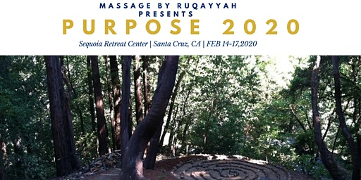 """""""Purpose 2020"""" Women's Wellness Retreat   Fully Live In Your Purpose in 2020"""