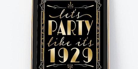The Twenties Roar Again tickets