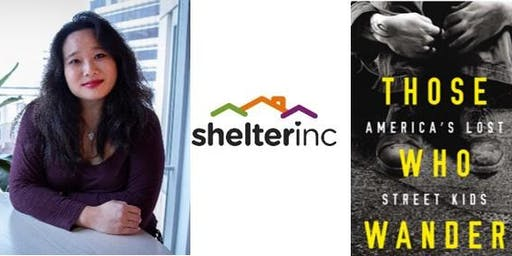 Vivian Ho presents THOSE WHO WANDER, a SHELTER, Inc Fundraiser