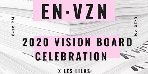 EnVision: 2020 Vision Board Celebration x Les Lilas