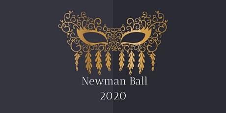 The Newman Ball of 2020 tickets
