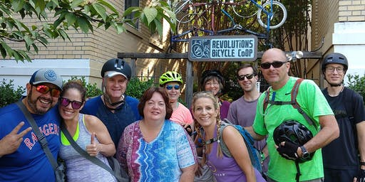 Local Holiday Shopping Bike Ride