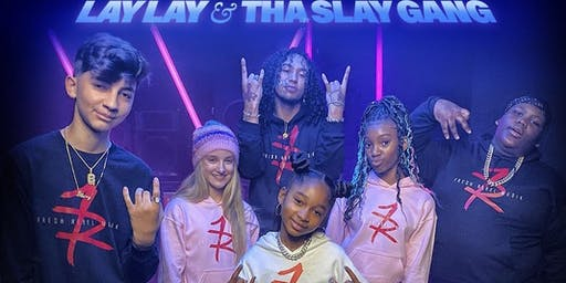Kool Kidz Holiday Bash with live performance by That Girl Lay Lay
