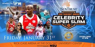 SunTrust Chad OchoCinco Johnson Celebrity SuperSlam