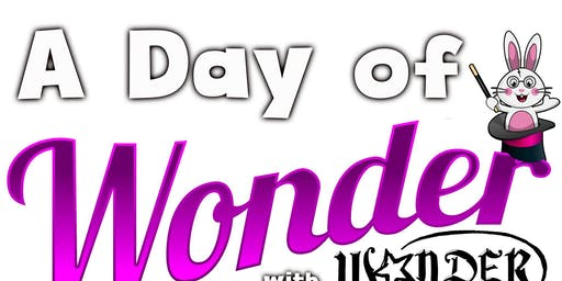 Learn Magic at our Day of Wonder!