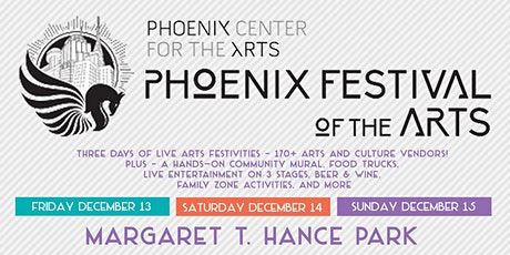 Phoenix Festival Of The Arts tickets