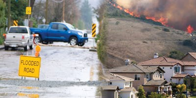 Be Ready: Be Prepared! FREE disaster preparedness class in Campbell