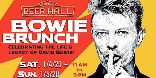 Bowie Brunch 2020