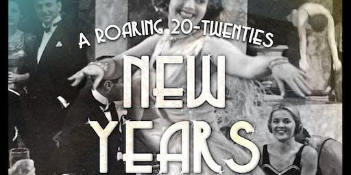 A Roaring 20-Twenties New Years Eve