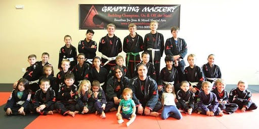 Free Bullyproof Kids Class