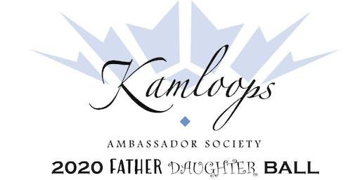 Kamloops Ambassador Society 2020 Father Daughter Ball