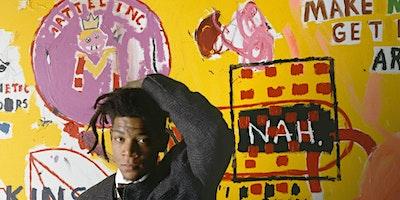 ADULTS Paint Like Basquiat