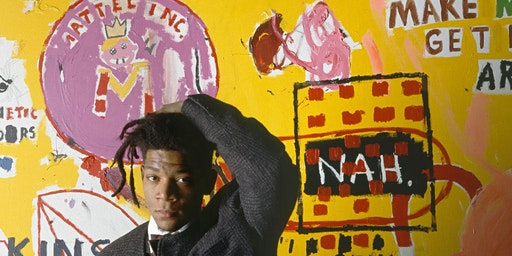 ADULTS Paint Like Basquiat