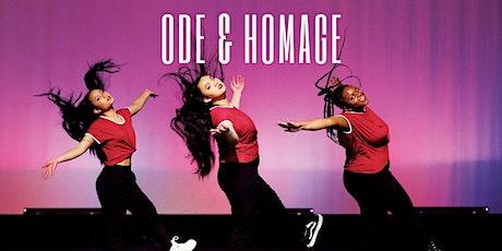 Winter Dance Concert: Ode & Homage tickets