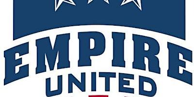 Empire United Futures League March - April 2020